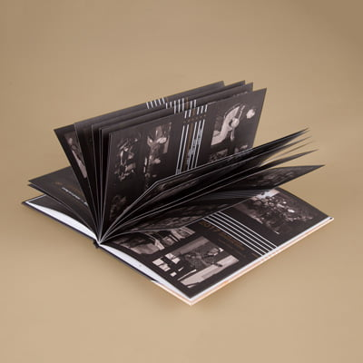 Boek ontwerp - Gitaarclub Leyenda Zeeland