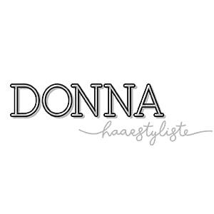 Donna haarstyliste - Logo ontwerp