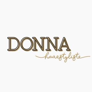 Logo ontwerp - Donna Haarstyliste